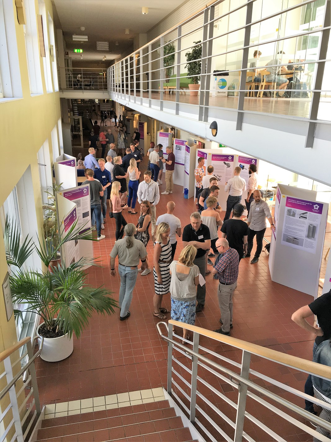 Mingle at Expo Borlänge 2018