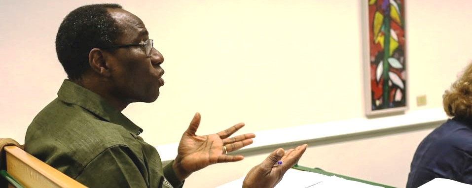 Associate Professor George Alao