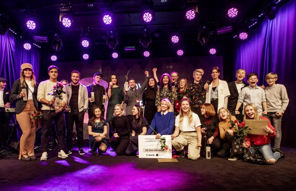The winners from Mediehuset