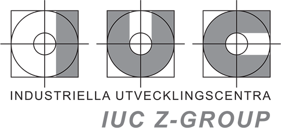 industriella utvecklingscentra iuc z-group logotyp.png